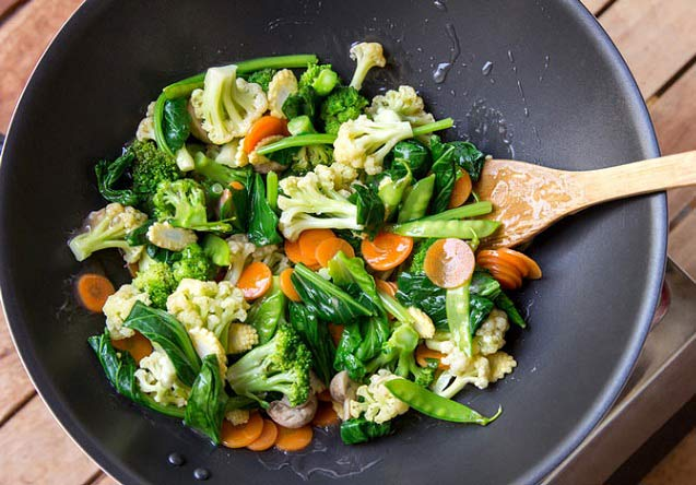 این سبزیجات به صورت پخته شده خاصیت بیشتری دارند!
