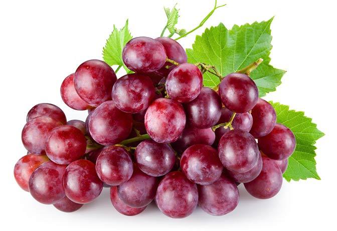 به این 5 دلیل انگور قرمز بخورید