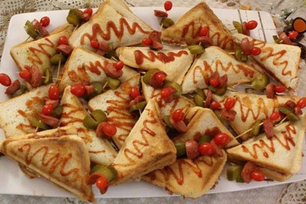طرز تهیه ساندویچ ایتالیایی