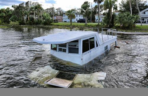 توفان سهمگین متیو در فلوریدا آمریکا