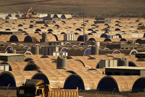 اردوگاه الخزر در منطقه