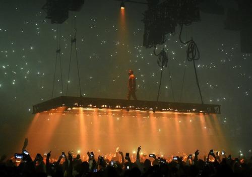 اجرای کنسرت