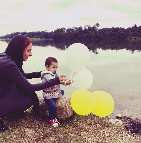 مهناز افشار و دخترش + عکس