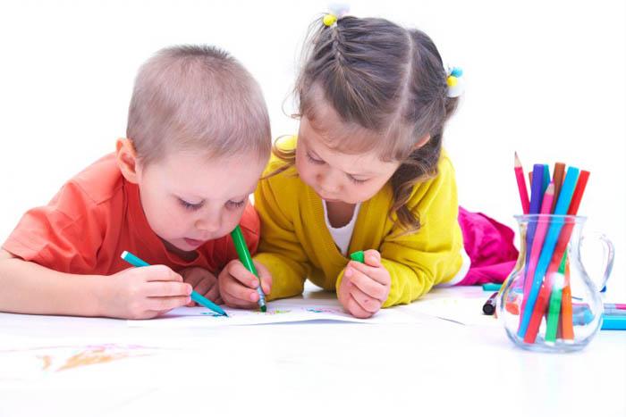 تاثیر نقاشی در سلامت روان کودکان