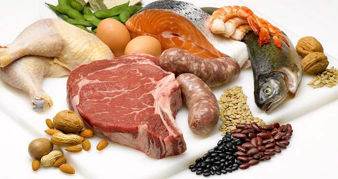 6 خوراکی غنی از آهن