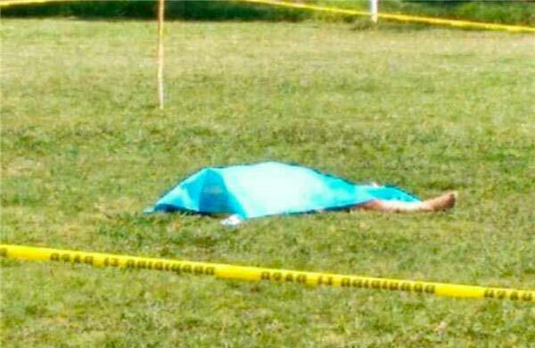 قتل داور فوتبال توسط بازیکن + عکس