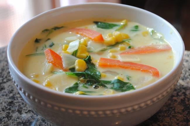 سوپ آماده ممنوع!