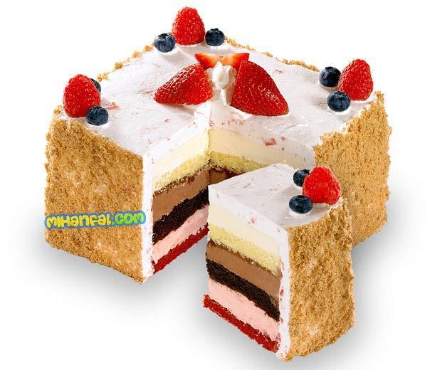 نکات بسیار مهم برای پخت کیک