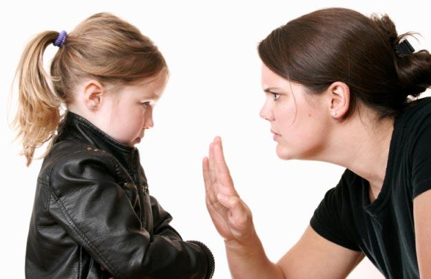 4 روش تنبیه مناسب برای کودکان