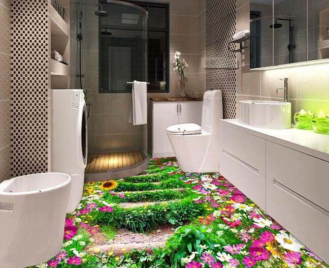 مدل های سه بعدی برای حمام و دستشویی