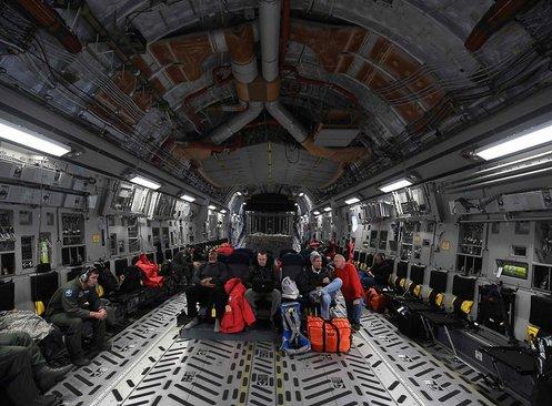 سفر جان کری وزیر امور خارجه آمریکا به قطب جنوب به منظور بررسی تغییرات اقلیمی کره زمین