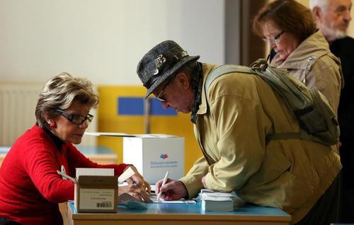 انتخابات مقدماتی ریاست جمهوری( درون حزبی) فرانسه . سارکوزی در رقابت های مقدماتی حزب راست میانه شکست خورد