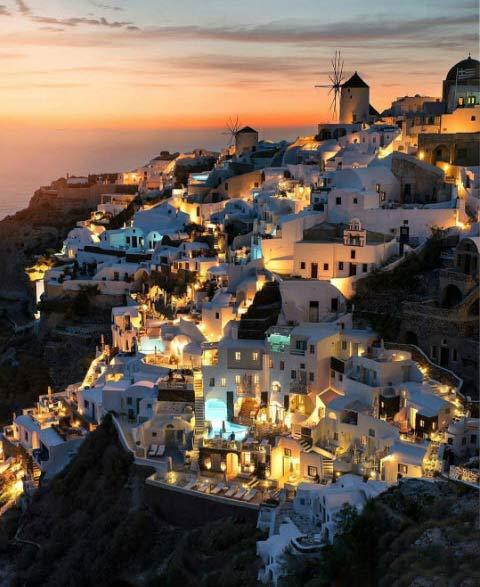 تصاویر زیبا و آرامش بخش از مناطق گردشگری جهان