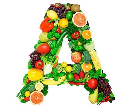 برنامه غذایی متنوع برای کمبود ویتامین آ