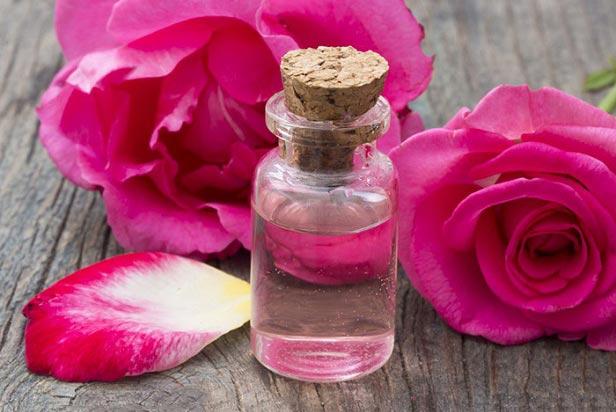 معجزه گلاب در سلامت پوست
