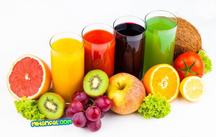 7 نکته در مورد آب میوه ها و دندان