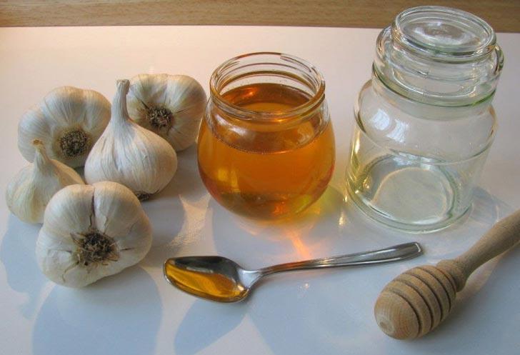 معجزه مصرف سیر و عسل در 7 روز