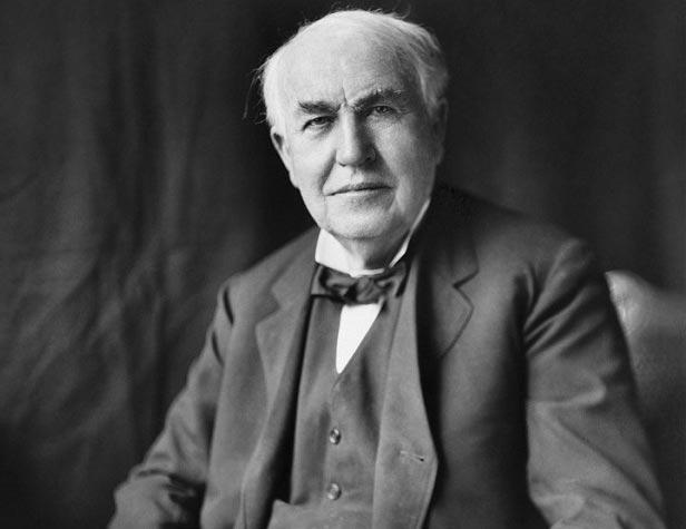 اختراعات جالب ادیسون که از آنها بی خبرید