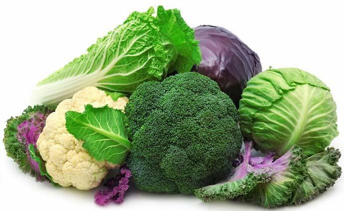 5 سبزی مفید برای سلامتی در پاییز