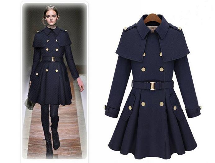 راز خوش لباسی خانوم ها در زمستان