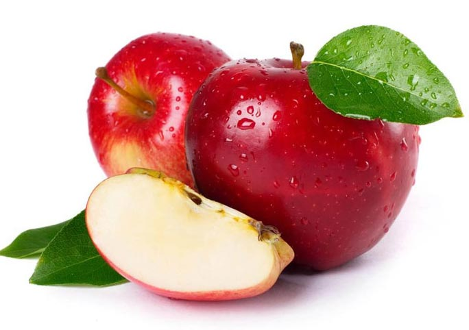 خاصیت شگفت انگیز مصرف یک سیب در روز