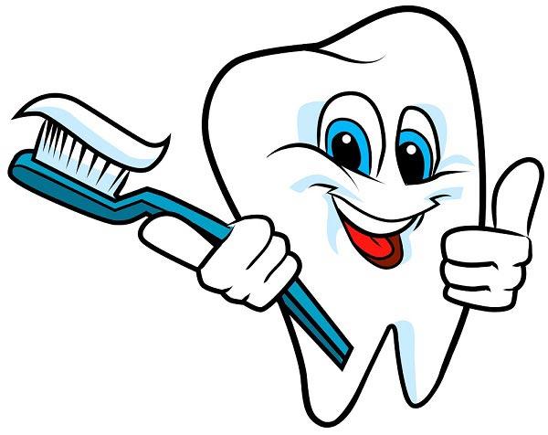 مسواک را روی دندان فشار ندهید