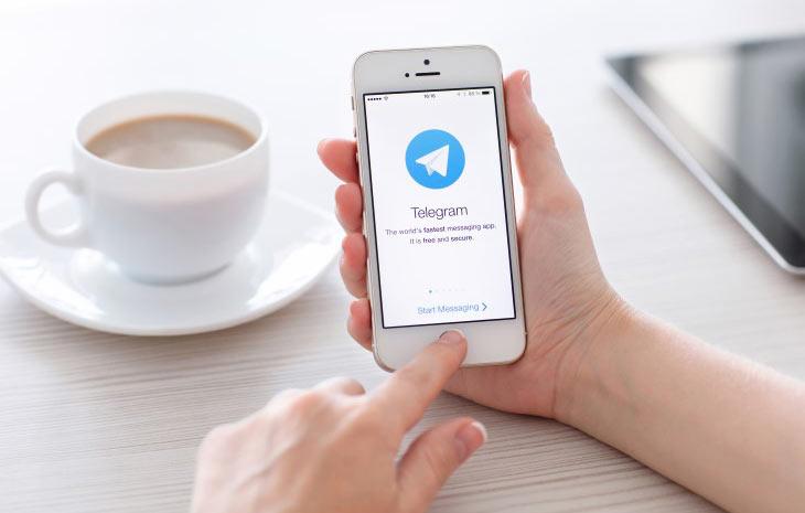 آسیب های تلگرام به زندگی زناشویی