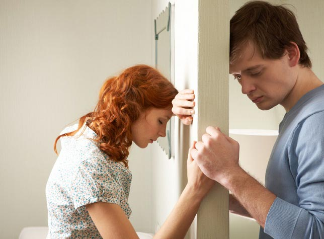 چرا در زندگی مشترک به طلاق می رسیم؟