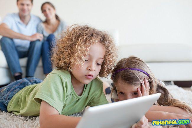 روش هایی برای حفاظت از کودکان در فضای مجازی