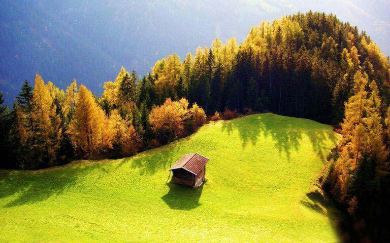 رمانتیک ترین خانه های عاشقانه + تصاویر
