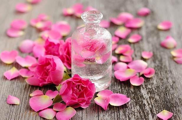خواص شگفت انگیز گلاب برای سلامتی