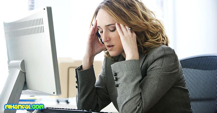 10 روش موثر خانگی برای درمان استرس