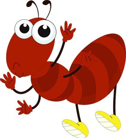 داستان جالب مورچه بازنشسته نمی شود