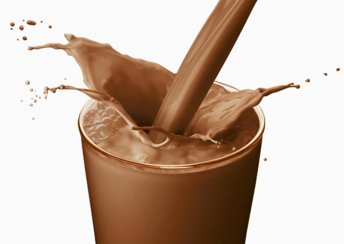 مضرات مصرف بیش از حد شیر کاکائو در کودکان