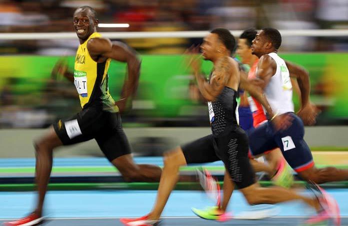تصاویری از لحظات ورزشی بی نظیر