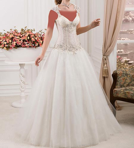 مدل های جدید لباس عروس
