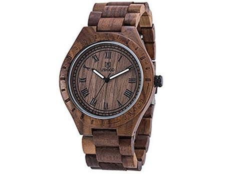 مدل های ساعت مچی مردانه از جنس چوب