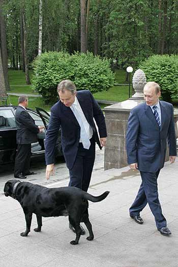 بهترین و استثنایی ترین بادیگارد رئیس جمهور روسیه + عکس