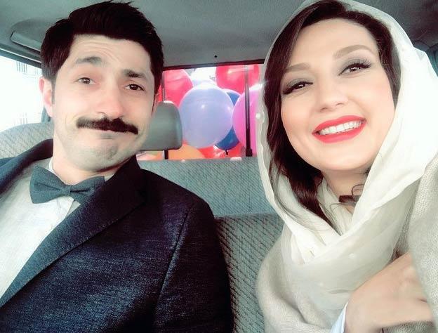 بازیگر زن سریال دلنوازان ازدواج کرد + عکس