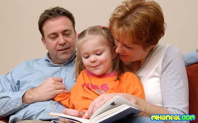 4 مرحله برای تربیت کودک