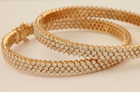مدل های زیبای دستبند طلا