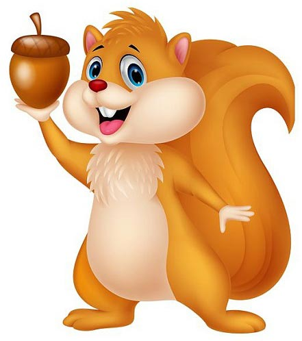 قصه کودکانه سنجاب کوچولو
