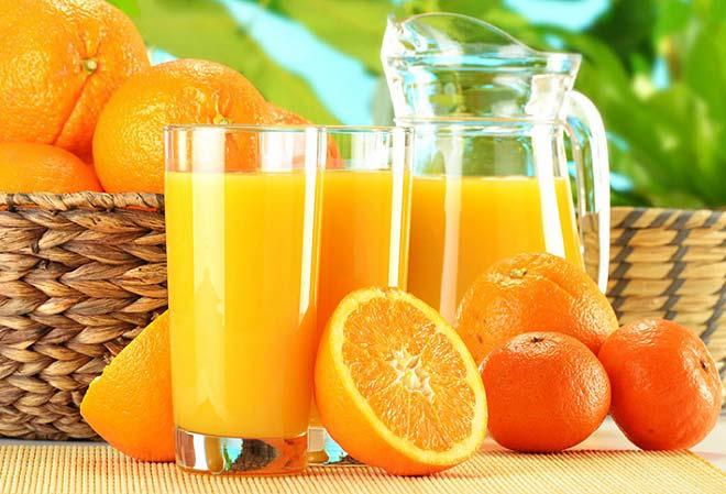 به این 9 دلیل آب پرتقال بنوشید!