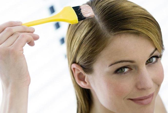 نکاتی مهم در مورد رنگ کردن مو