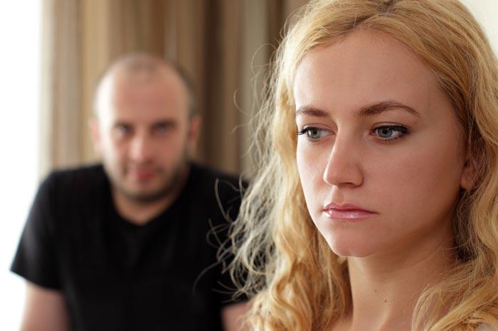 5 موردی که نشان می دهد همسر شما افسرده است!
