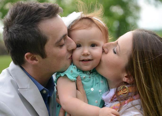 3 روش ابراز عشق به فرزند