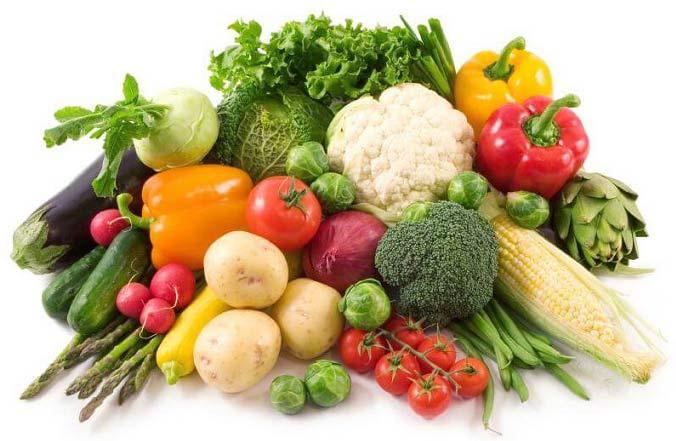خطرات ناشی از عدم مصرف میوه و سبزی