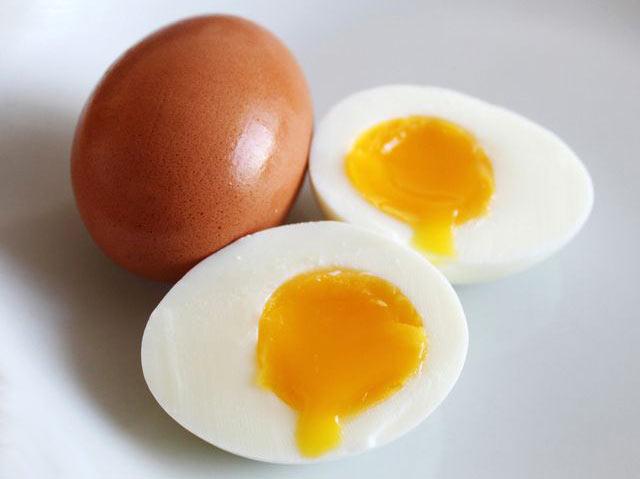 زرده تخم مرغ تقویت کننده قلب