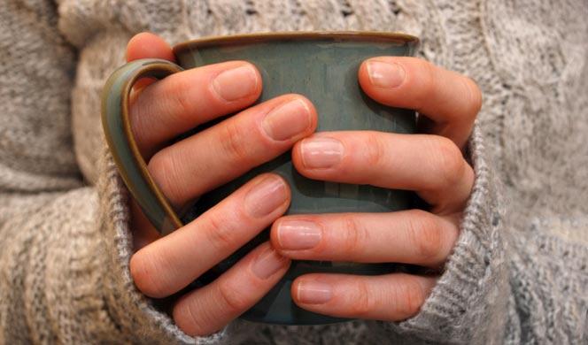 درمان طبیعی دست و پای سرد