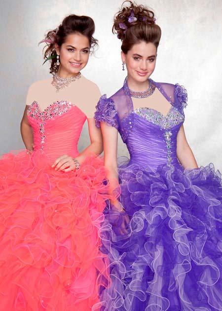 مدل های لباس حنابندان عروس